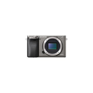 Sony Alpha a6000 Mirrorless Digital Camera Body Only (Graphite)
