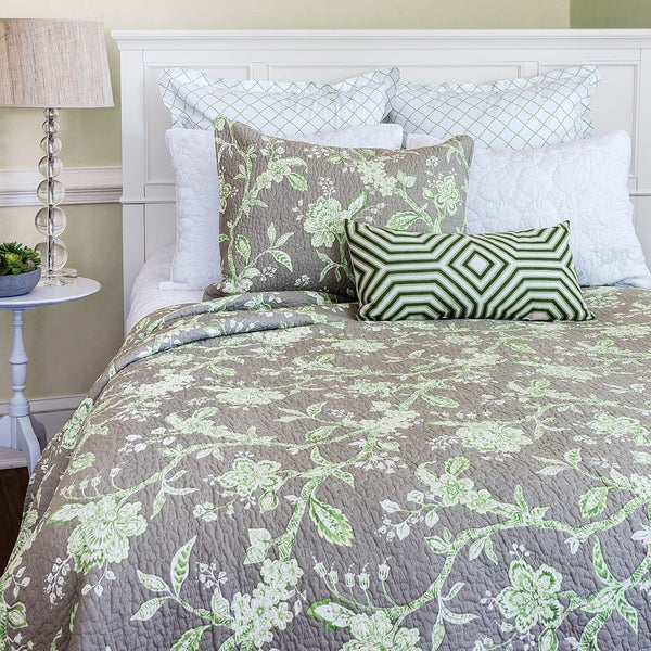 Annabelle Cotton Quilt (Shams not Included)