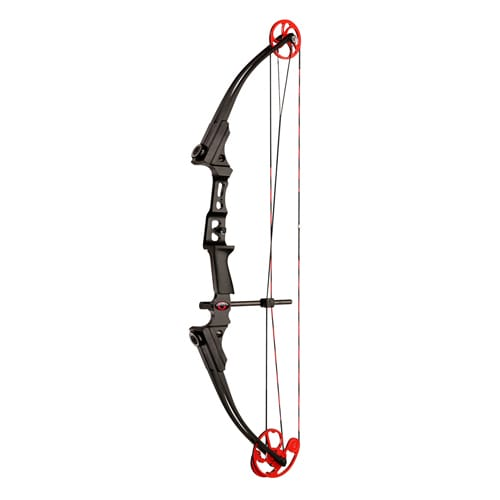 Genesis Mini Bow with Kit Right Handed, Black with Red Camo