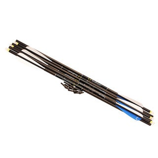 TenPoint Crossbow Technologies 20-inch Omni-Brite 2.0 Lighted PE Carbon Arrows 6 Pack