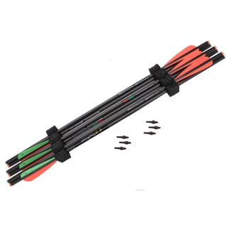 TenPoint Crossbow Technologies 22-inch Carbon Pro-V Arrows (Pack of 6)