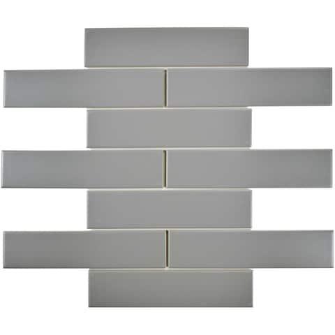 Buy Grey Porcelain Backsplash Tiles Online At Overstock