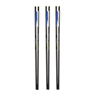 TenPoint Crossbow Technologies Pro Elite Bright Carbon 20-inch Crossbow Arrows (Pack of 6)