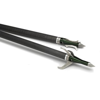 Excalibur Crossbow Stainless Steel 100-grain Replacement Blades for X-Act Mechanical Broadhead