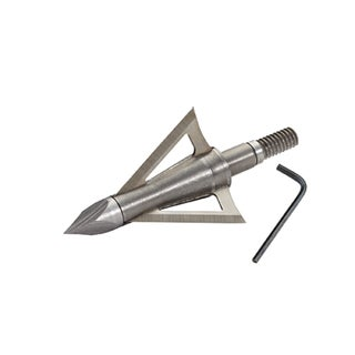 Excalibur Silvertone Stainless Steel Crossbow BoltCutter Broadhead Replacement Blades