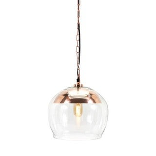 Trisha Yearwood Songbird Copper Finish Pendant Light