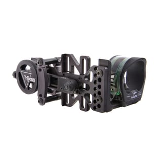 Trijicon AccuPin Black Right-hand Green-reticle Bow Sight