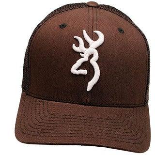 Browning Brown Colstrip Flex Fit Cap