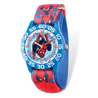 Marvel Kids Spiderman Time Teacher Watch