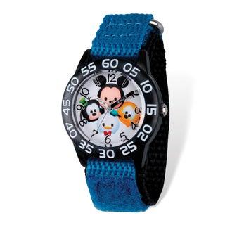 Disney Kids Tsum Tsum Mickey & Friends Time Teacher Watch