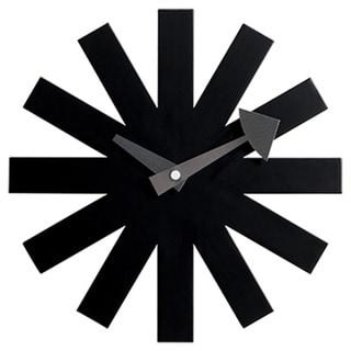 A.R.T. Furniture MLF Asterisk Wood Clock