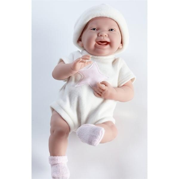 You're A Star White Newborn Doll