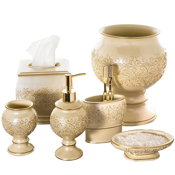 Shannon 6 Piece Bath Accessory Set