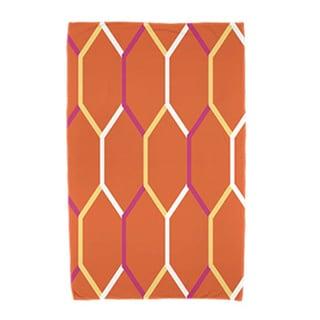 30 x 60-inch, Cool Shades, Geometric Print Beach Towel