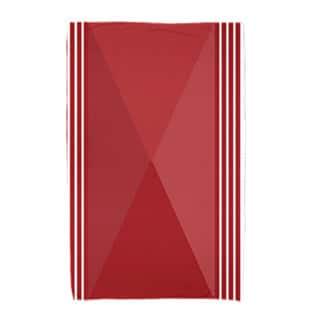30 x 60-inch, Nautical Angles, Geometric Print Beach Towel