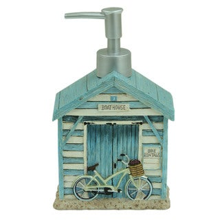 Beach Cruiser Lotion / Soap Dispenser