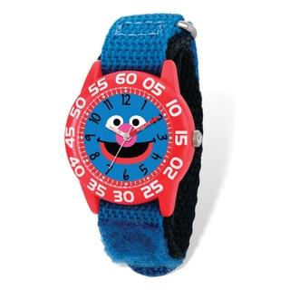 Sesame Street Kids Grover Time Teacher Watch