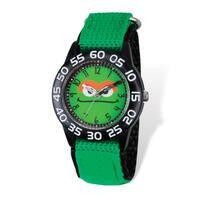 Sesame Street Kids Oscar the Grouch Time Teacher Watch