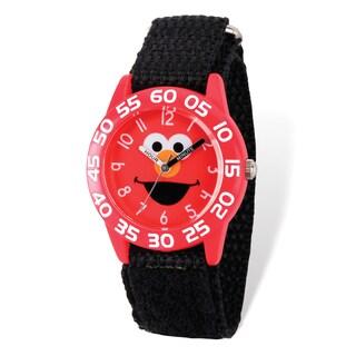 Sesame Street Kids Elmo Time Teacher Watch