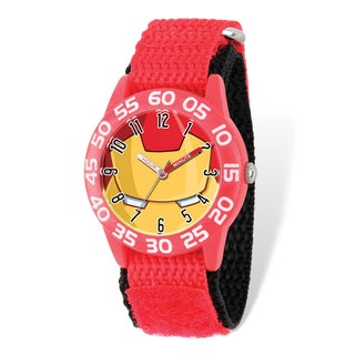 Marvel Kids Iron Man Time Teacher Watch