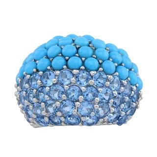 Pangea Mines Sleeping Beauty Turquoise Ring