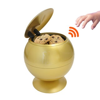 100% Touchless Motion Sensor Cookie Jar