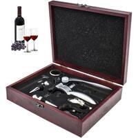 Wine Bottle Opener Corkscrew All-in-one Accessory Set