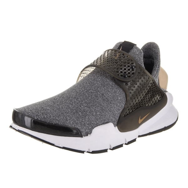 competitive price cad4b ed5a4 Nike Women  x27 s Sock Dart SE Black Textile Running Shoes