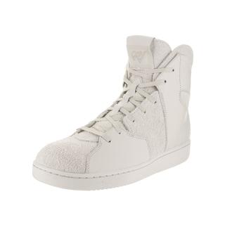 Nike Jordan Men's Jordan Westbrook 0.2 White Suede Casual Shoes