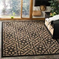 Martha Stewart by Safavieh Triumph Silhouette Indoor/ Outdoor Rug - 8' x 11'2