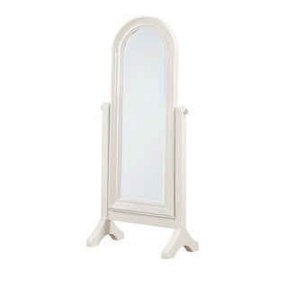 ACME Ira Wall Mirror and Cheval Mirror