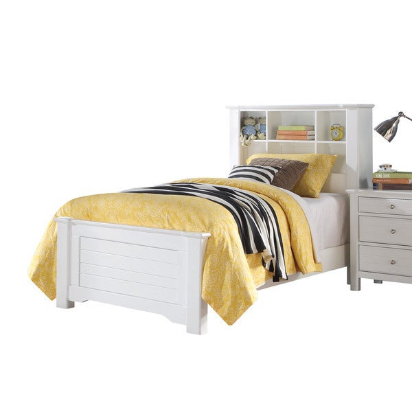 Shop Acme Furniture Mallowsea Bed, White