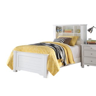 Acme Furniture Mallowsea Bed, White