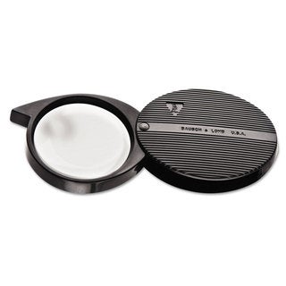Bausch and Lomb 4X Folded Pocket Magnifier Round 36mm Lens