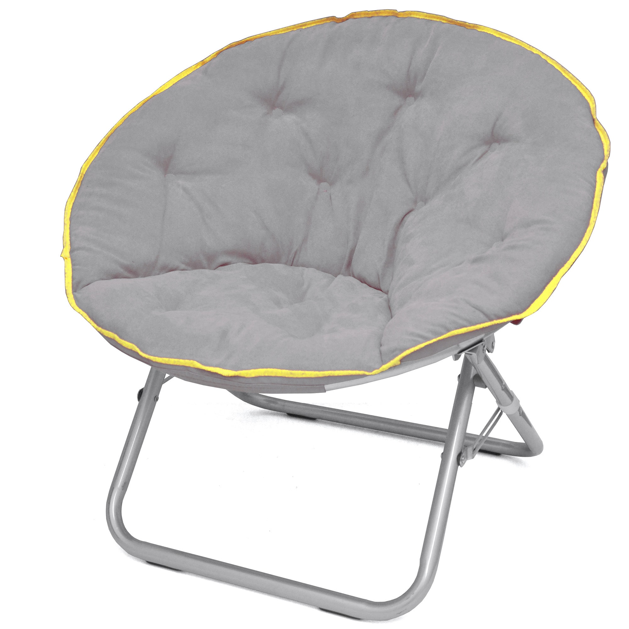 Plush Papasan Chair
