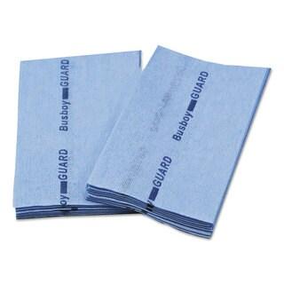 Cascades Busboy Guard Antimicrobial Foodservice Towels Blue 12 x 21 1/4 Fold 150/Carton