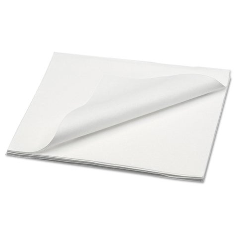Cascades HyWorx Heavy Duty Nonwoven Towels 13 x 15 Spunlace White Flat 300/Carton