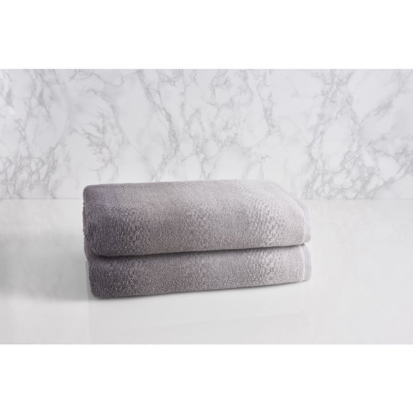 LOFT by Loftex Allegra Ombre Bath Towels (Set of 2)