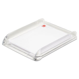 Swingline Stratus Acrylic Document Tray Letter Clear