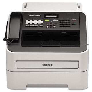 Brother intelliFAX-2840 Laser Fax Machine Copy/Fax/Print