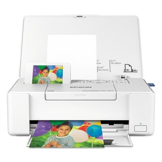 Epson PictureMate PM-400 Personal Photo Lab White