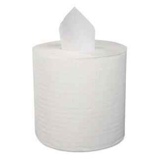 Boardwalk Center-Pull Roll Towels 2-Ply 10-inchW 600/Roll 6/Carton