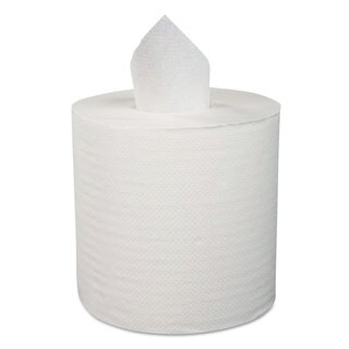 Boardwalk Center-Pull Roll Towels 2-Ply 10-inchW 600/Roll 6/Carton