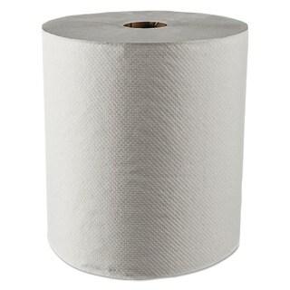 Scott Hard Roll Towels White 8-inch wide x 800-feet long 12 Rolls/Carton