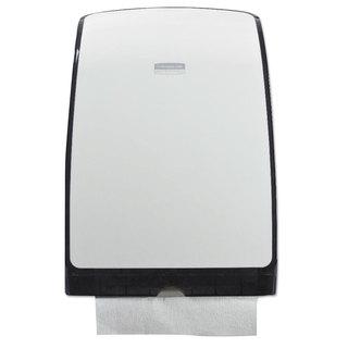 Kimberly-Clark Professional Slimfold Towel Dispenser 9 7/8-inch wide x 2 7/8-inch deep x 13 3/4h White
