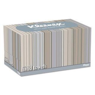 Kleenex Ultra Soft Hand Towels POP-UP Box White 70/Box 18 Boxes/Carton