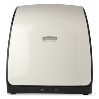 Kimberly-Clark Professional Slimroll MOD Touchless Manual Towel Dispenser 14 1/5 x 7.9 x 13 White