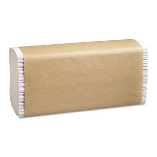 Marcal PRO Folded Paper Towels 9 1/4 x 9 1/2 Multi-Fold White 250/Pack 16/Carton
