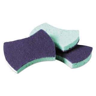 Scotch-Brite Power Sponge 3000 2 4/5 x 4 1/2 Blue/Teal