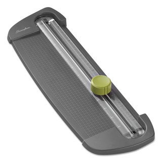 Swingline SmartCut Compact Personal Rotary Trimmer 5 Sheets Plastic Base 5 x 16 1/2